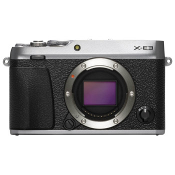 Фотокамера Fujifilm X-E3 Body Black