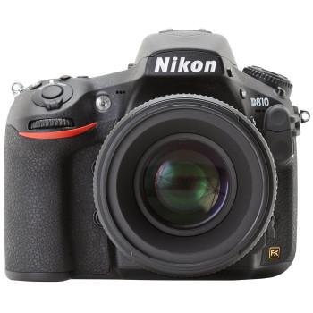 Фотоаппарат зеркальный премиум Nikon D810 Body Black
