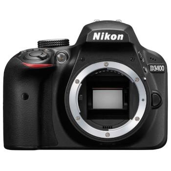 Фотокамера Nikon D3400 Body