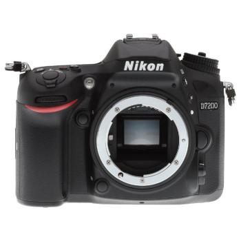 Фотокамера Nikon D7200 Body черный