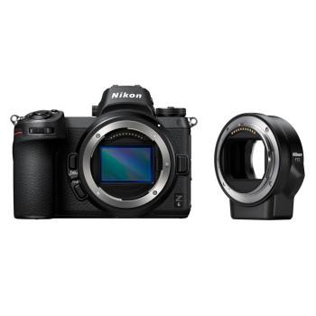 Фотокамера Nikon Z6 Body + FTZ