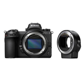 Фотокамера Nikon Z7 Body + FTZ