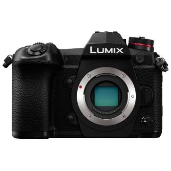 Фотокамера Panasonic Lumix DC-G9 body black (DC-G9EE-K)