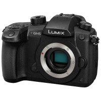 Фотокамера Panasonic Lumix DC-GH5 body black (DC-GH5EE-K)