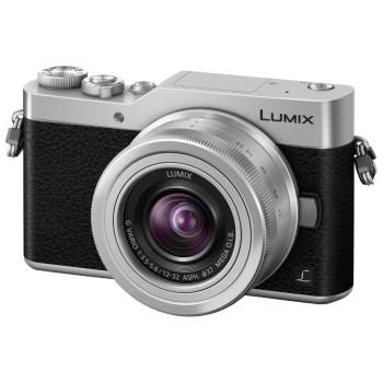 Фотокамера Panasonic Lumix GX800 Kit 12-32mm black (DC-GX800KEEK)