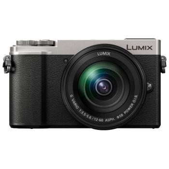Фотокамера Panasonic Lumix GX9 Kit 12-32mm silver (DC-GX9KEE-S)