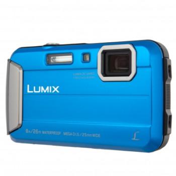 Фотокамера Panasonic Lumix DMC-FT30 blue (DMC-FT30EE-A)