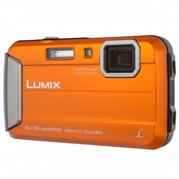 Фотокамера Panasonic Lumix DMC-FT30 orange (DMC-FT30EE-D)