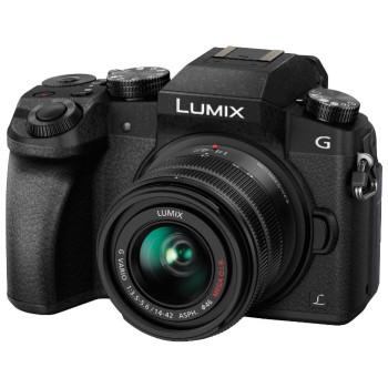Фотокамера Panasonic Lumix DMC-G7 Kit 14-42mm black (DMC-G7KEE-K)