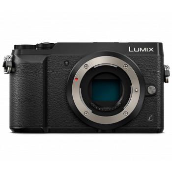 Фотокамера Panasonic Lumix DMC-GX80 body black (DMC-GX80EE-K)