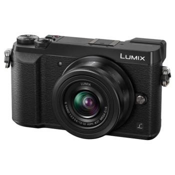 Фотокамера panasonic Lumix DMC-GX80 Kit 12-32mm black (DMC-GX80KEEK)