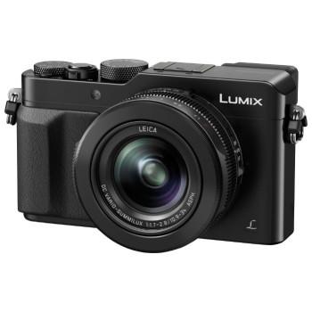 Фотокамера Panasonic Lumix DMC-LX100 black (DMC-LX100EEK)