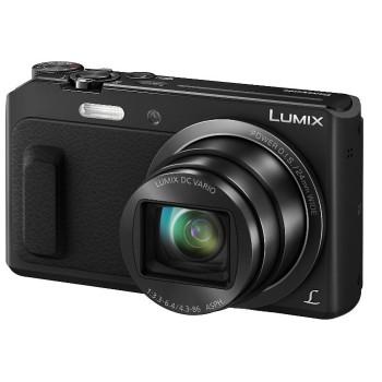 Фотокамера Panasonic Lumix DMC-TZ57 black (DMC-TZ57EE-K)