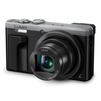 Фотокамера Panasonic Lumix DMC-TZ80 silver (DMC-TZ80EE-S)