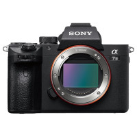 Фотокамера Sony Alpha ILCE-7M3 Body black
