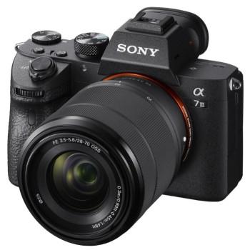 Фотокамера Sony Alpha ILCE-7M3KB Kit 28-70mm black