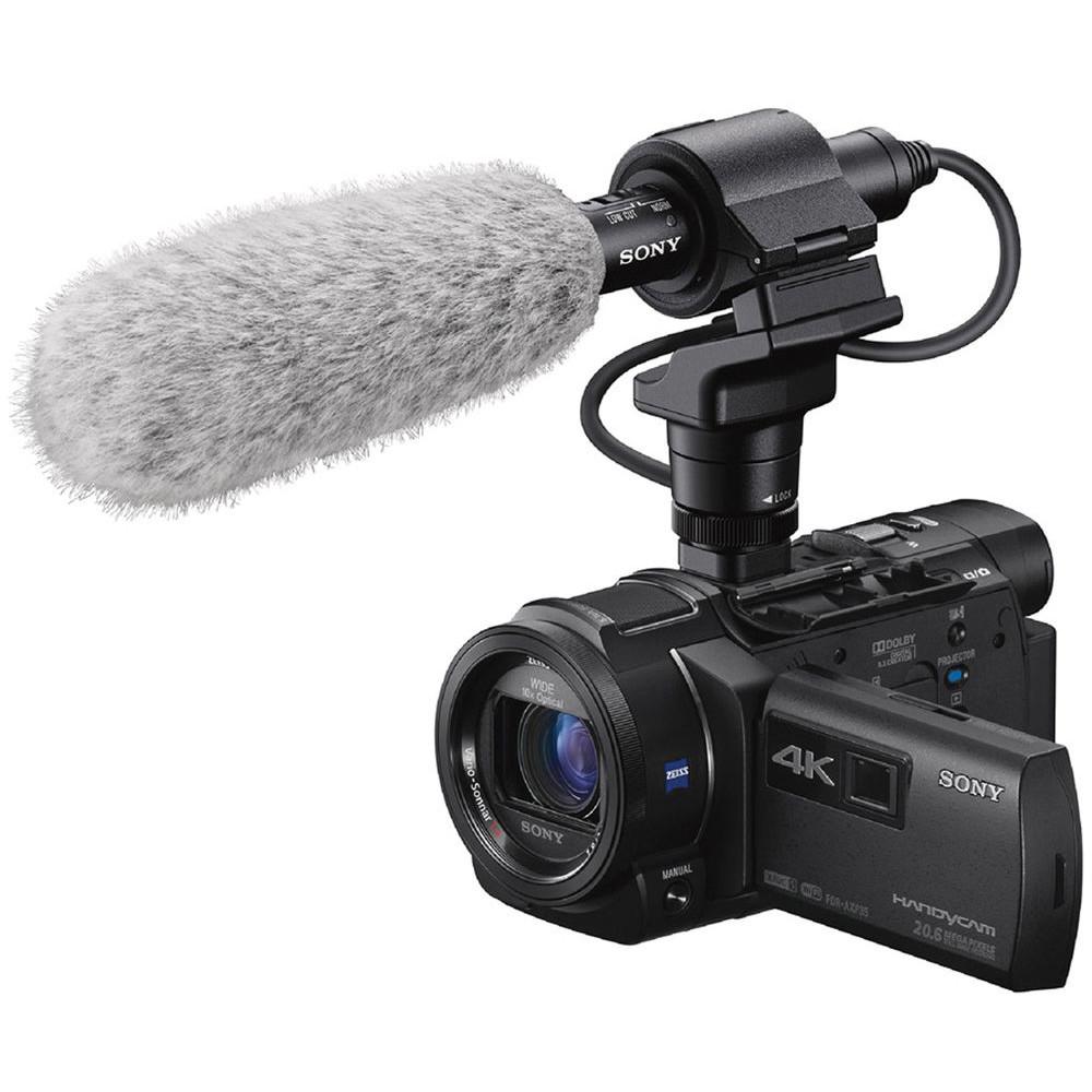 есть возможность какой микрофон выбрать для фотоаппарата может