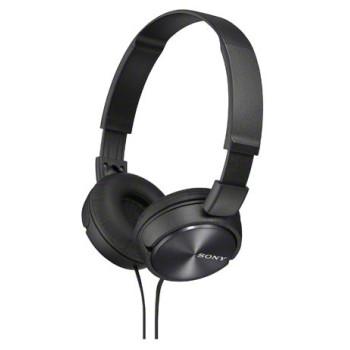 Наушники Sony MDR-ZX310 черные