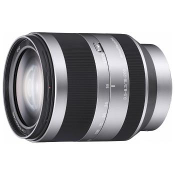 Объектив Sony 18-200mm f/3.5-6.3 E (SEL18200)