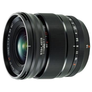 Объектив Fujifilm XF 16mm f/1.4 R