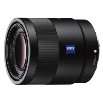 Объектив Sony Carl Zeiss Sonnar T* 55mm f/1.8 ZA (SEL55F18Z)