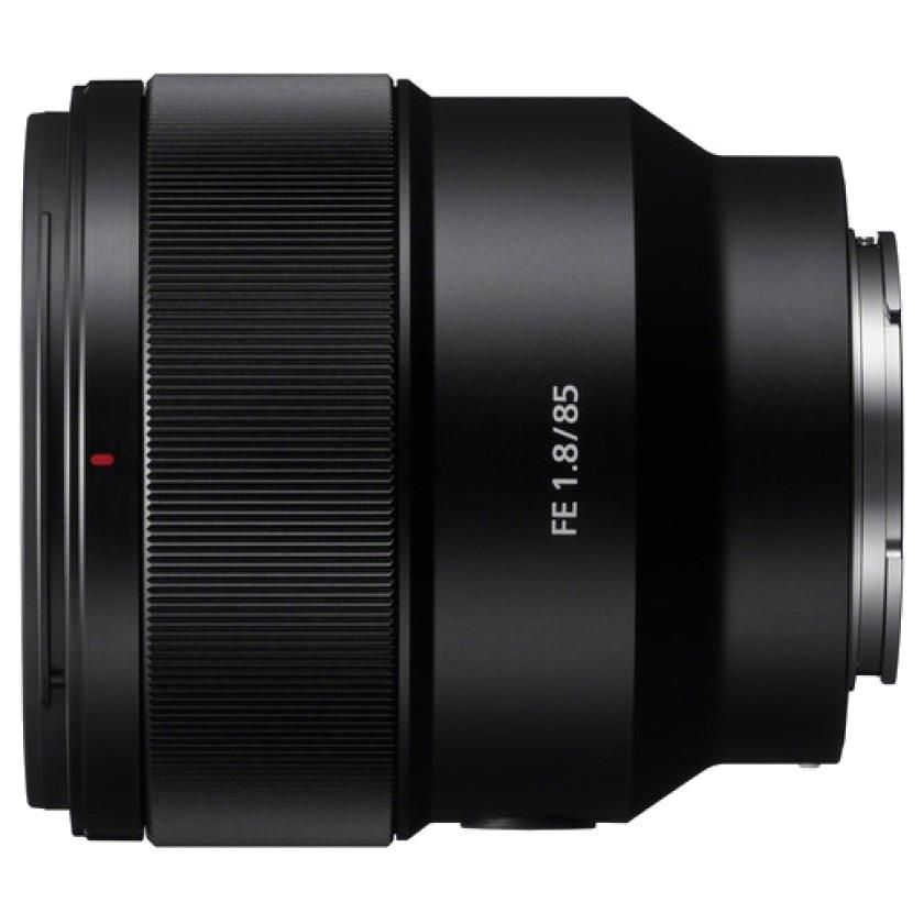 Объектив Sony FE 85mm f/1.8 (SEL85F18F)