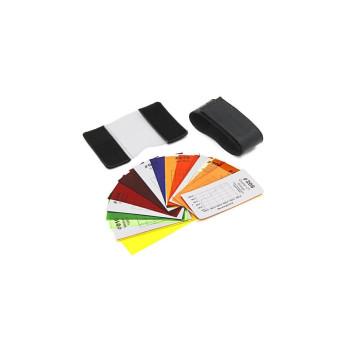 Набор цветных гелевых фильтров Godox CF-07 GOCF07
