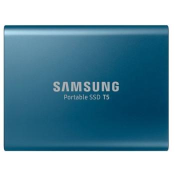Внешний жесткий диск Samsung 250 ГБ SSD накопитель Т5 Portable MU-PA250B