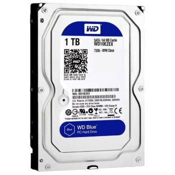 "Жесткий диск WD Original SATA-III 1Tb WD10EZEX Blue (7200) 64Mb 3.5"""
