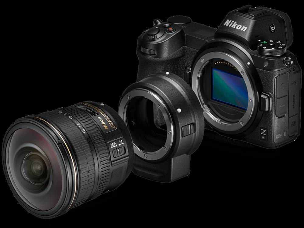 Новейшие модели зеркальных фотоаппаратов